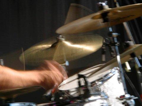 suonare batteria