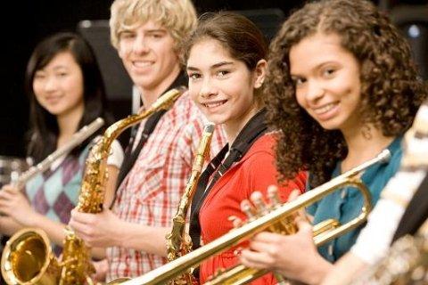 lezioni di sax e tromba