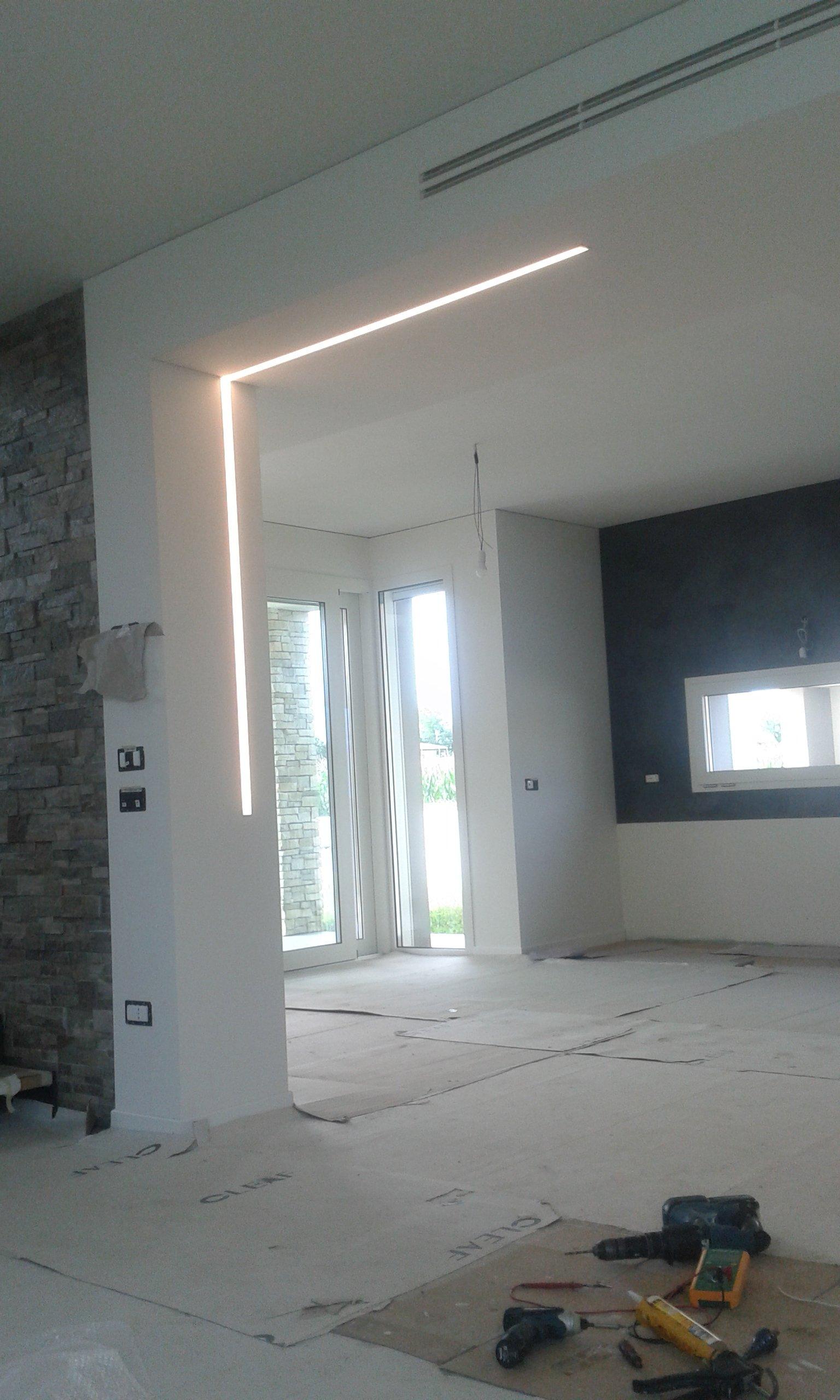 illuminazione a led abitazione