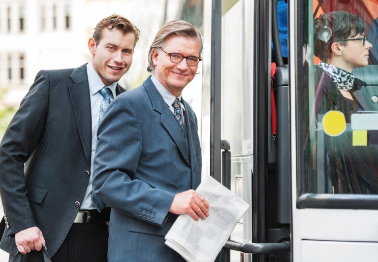 noleggio bus per azienda brescia