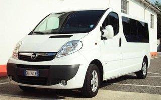 trasporto minibus