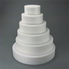 Base in polistirolo, base per torta di zucchero