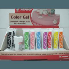 Coloranti in gel, coloranti per pasta di zucchero