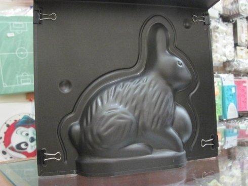 Teglia forma coniglio
