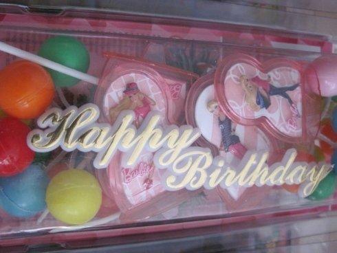 Decorazioni Barbie per torte, decorazioni torte bambine