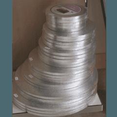 Base in alluminio, basi per torte