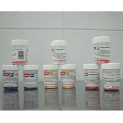 Polvere alimentare colorata, coloranti alimentari