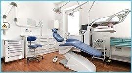 studio per visite odontoiatriche