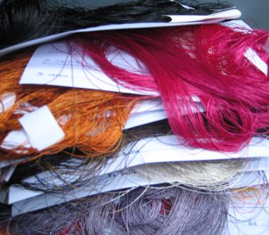 Tintorie filati e tessuti