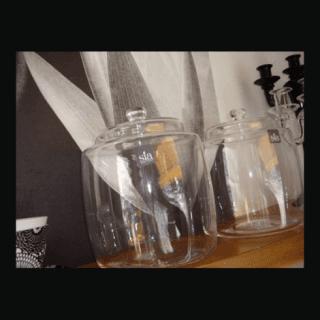 contenitori in vetro