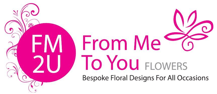 From me to you flowers logo