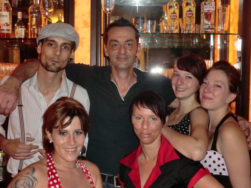 Johnnys Roadhouse Diner Team