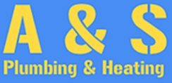 A & S Plumbing and Heating logo