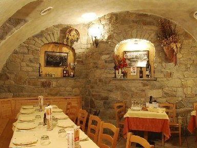 sala ristorante da silvio, ristorante da silvio