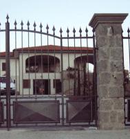 Cancello in Ferro Battuto, Montefiscone - Palombi Infissi, Pitigliano (GR)