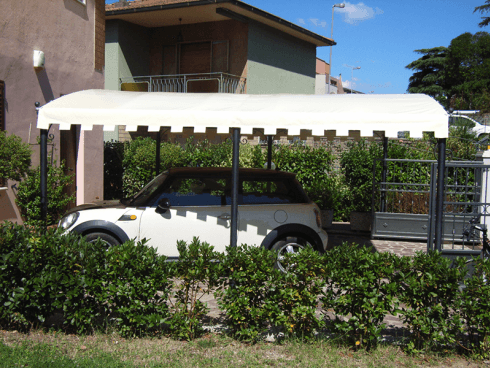 Gazebo, Ferro Battuto, Pitigliano
