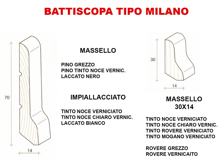 volantino di-BATTISCOPA TIPO MILANO