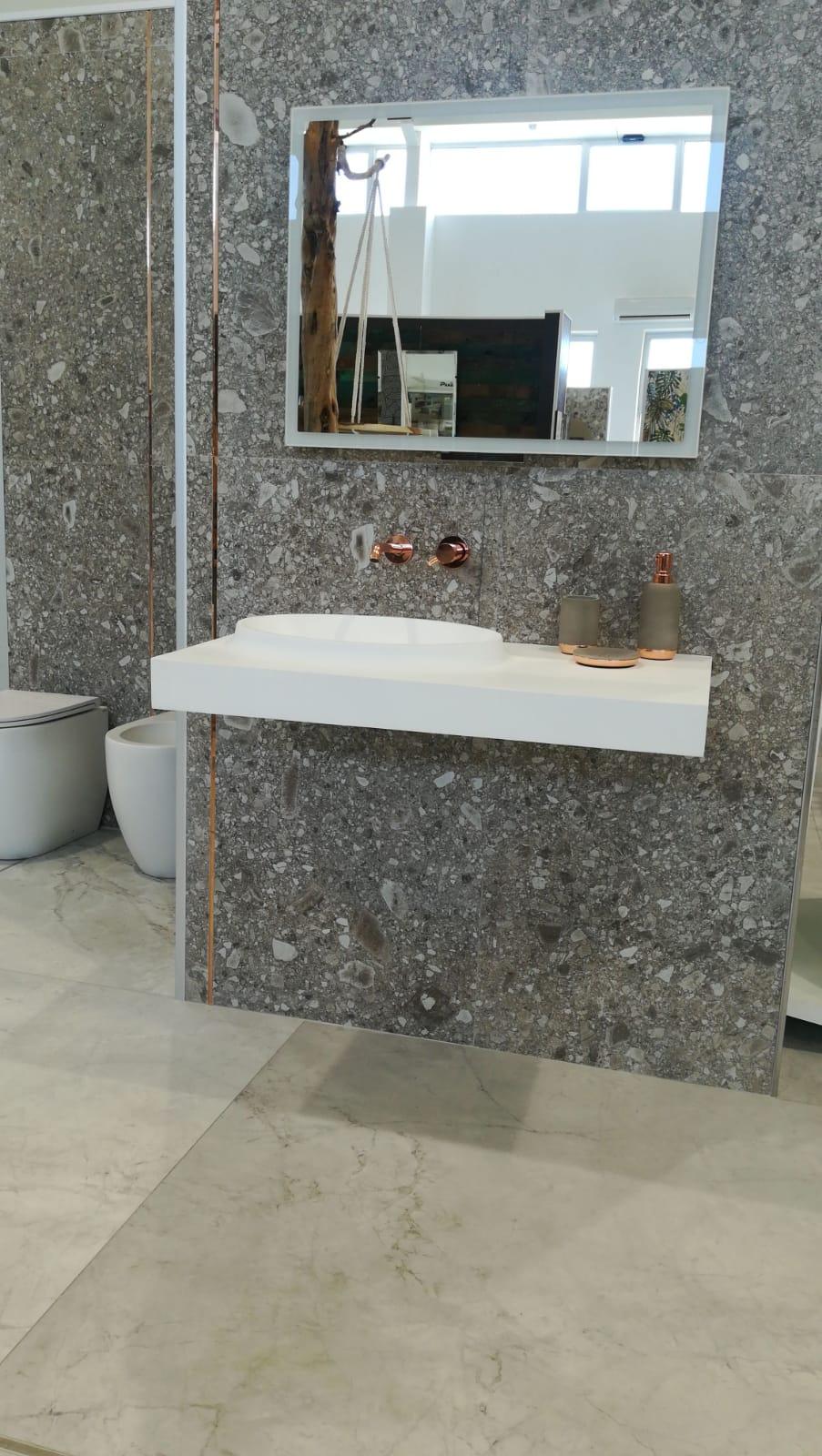 Arredo bagno mobili bagno box doccia olbia porto rotondo porto cervo arzachena san - Arredo bagno san bonifacio ...