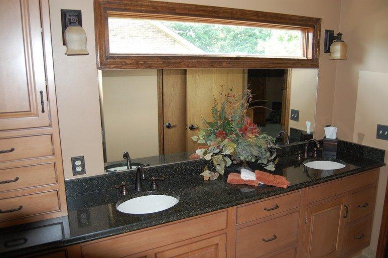 Complete kitchen remodeling
