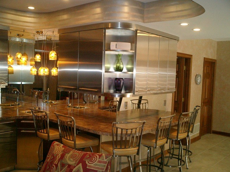 Kitchen design and remodeling services
