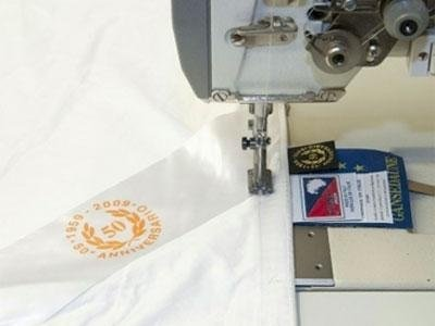 production of duvets