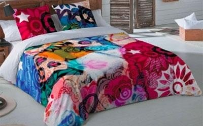 colourful duvets for beds