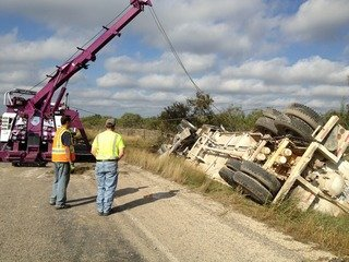 Tractor Trailer Towing in Big Lake, TX