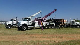 Tow Truck Service in Winters, TX