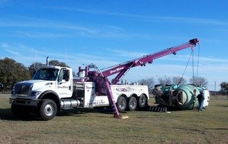 Tow Truck Service in Big Lake, TX