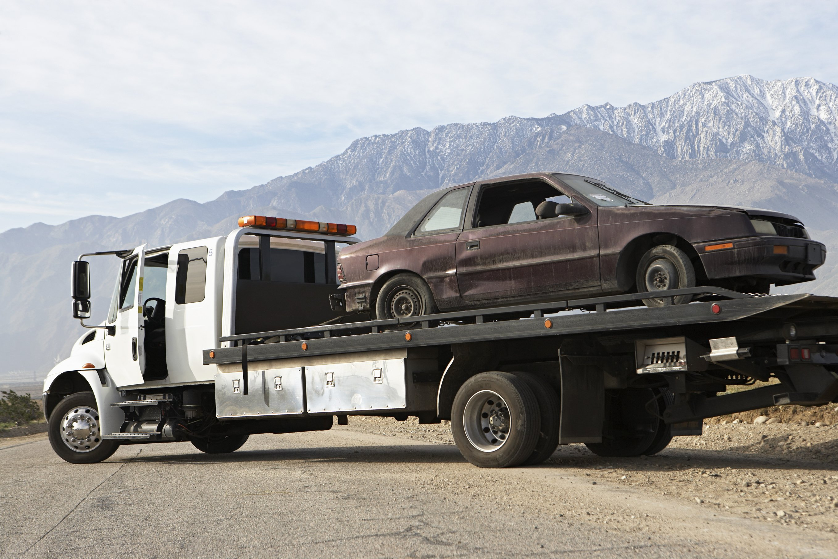 Tow Truck Service Towing Company Serving San Angelo Big