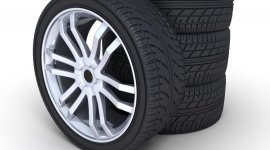 sostituzione pneumatici, cerchi in lega