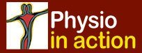 Physio in action logo