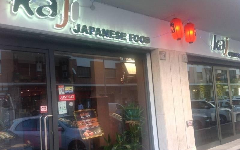 Ristorante cinese giapponese a Roma
