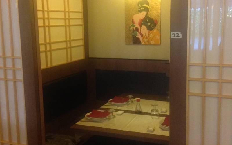 Sushi e sashimi Roma
