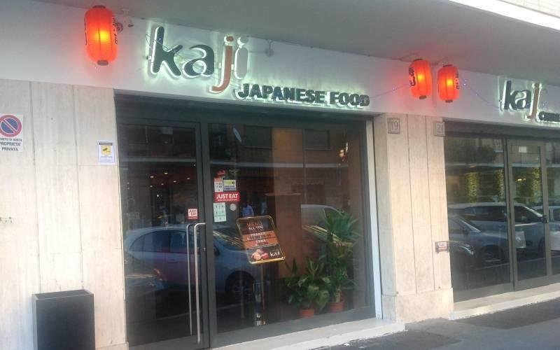 Ristorante orienteale Kaji a Roma