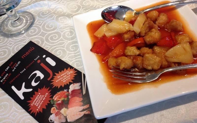 cibo cinese a roma