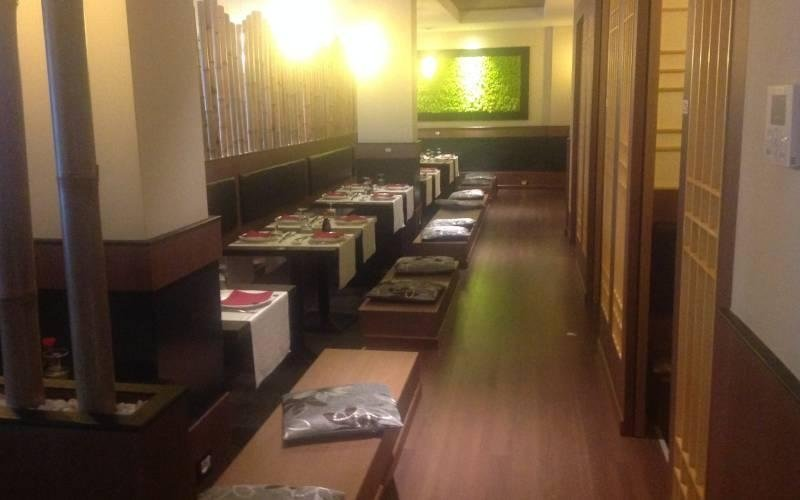 Cucina giapponese Roma