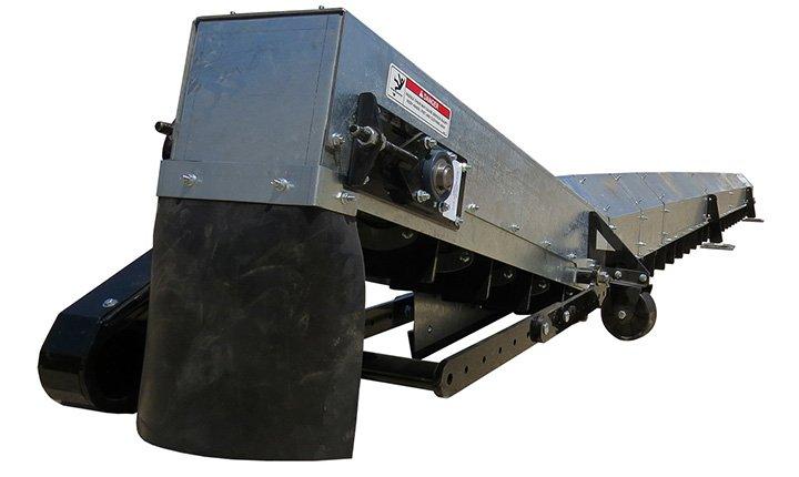 Galvanized-Daay-Power-Sweep-Grain-Bin-Unload