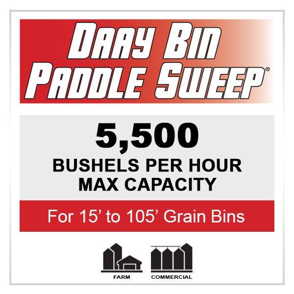 Daay Bin Paddle Sweep