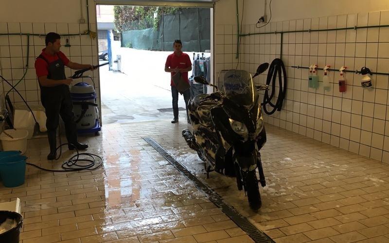 shampoo carrozzeria
