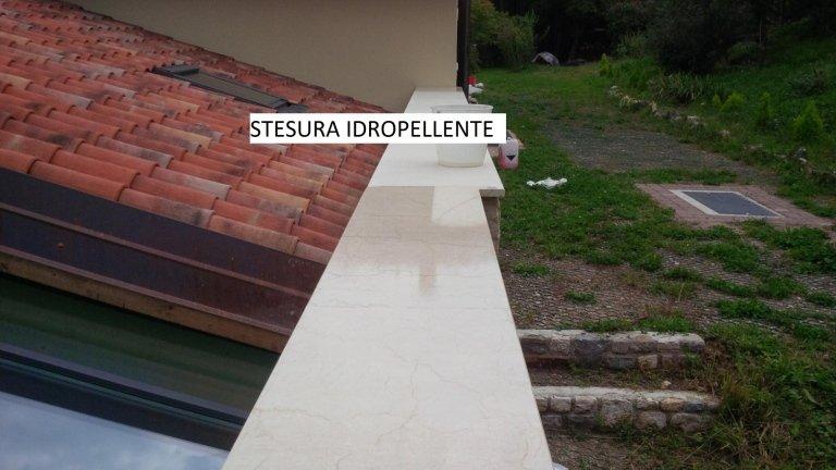 STESURA IDROREPELLENTE