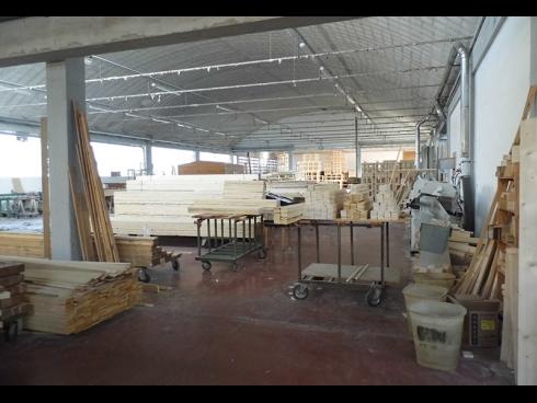 Marianelli Imballaggi Strutture in legno