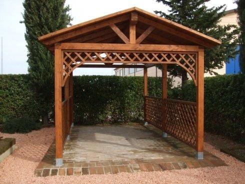 Realizzazione struttura in legno