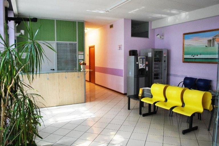 Sedute di tecar e laserterapia