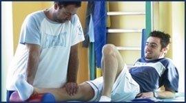 riabilitazione dell'atleta