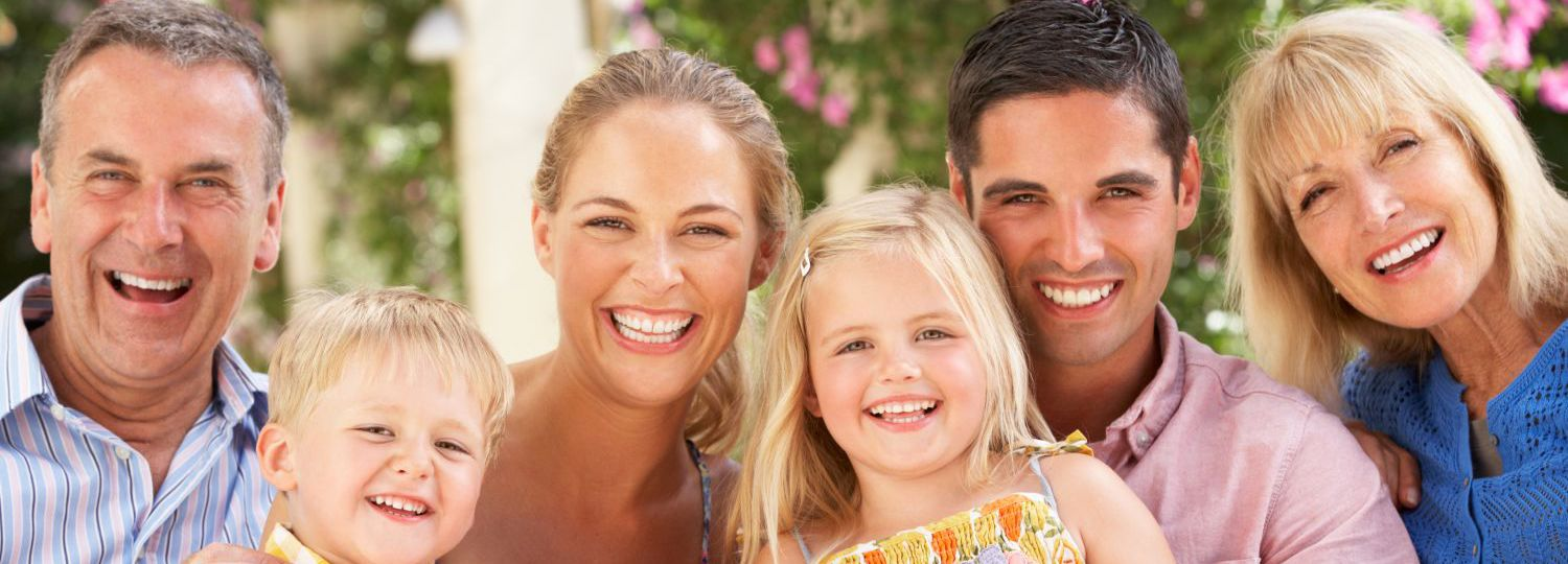 Family enjoys good dental care in Columbia, MD