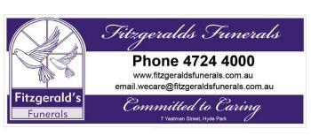 fitzgerald's funerals logo