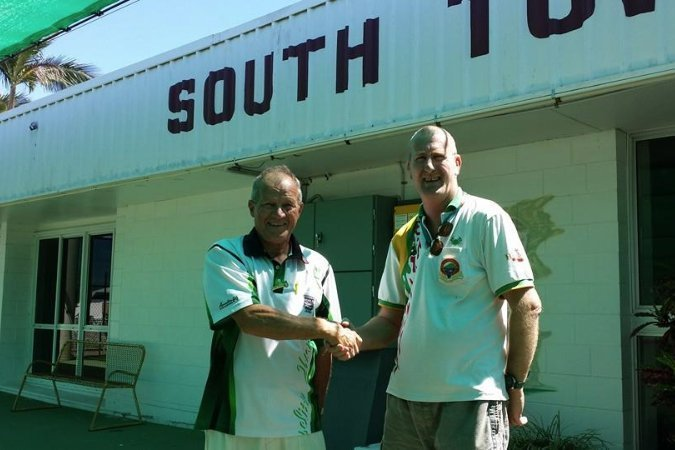 South townsville bowls club bowlers