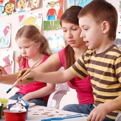 art girl coloring
