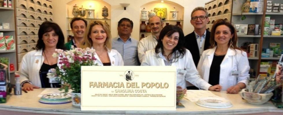 Farmacia del Popolo a Giostra